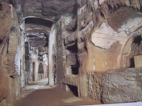 Catacombe San Callisto