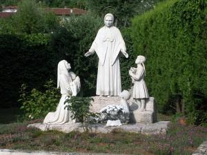 Statua S. Bertilla