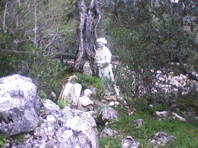 Apparizione dell'Angelo ai pastorelli