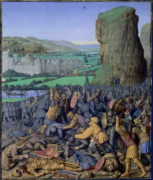 Battaglia di Ghilboa