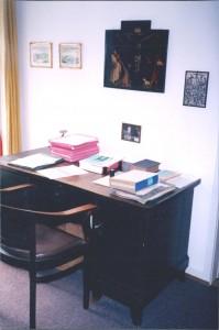 Karl Barth Scrivania