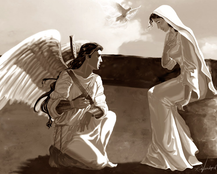 Maria Annunciazione