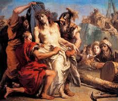 Gesù Spogliato delle vesti