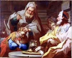 Samuele e Saul