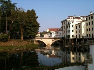 Vicenza Ponte Pusterla