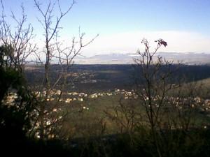 Vista dal monte