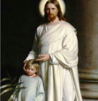 Christ creator