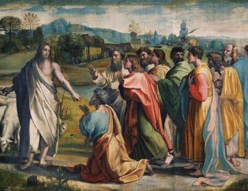 """""""L'imitazione apostolica"""" – Meditazione alla Casa di Miriam per la preghiera serale di sabato 16 febbraio –"""
