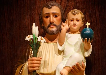 A San Giuseppe – Per la Novena – Testi di Francesco G. Silletta