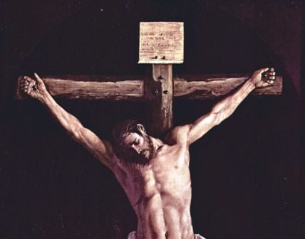 Crocifissi con Cristo