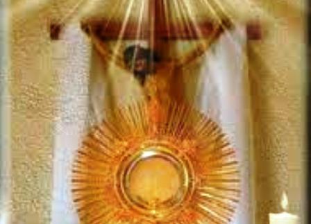 San Gregorio Papa e il miracolo della trasformazione della particola santa in carne umana