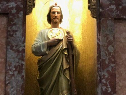 A San Giuda Taddeo – Testo inedito di F.G. Silletta