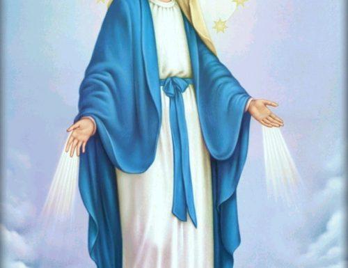 Supplica alla Beata Vergine Immacolata della Medaglia Miracolosa